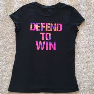 "Champion ""Defend to Win"" T-Shirt"